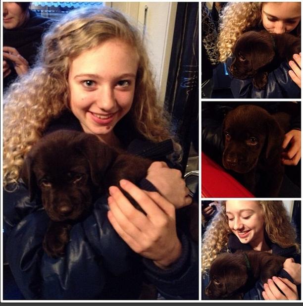 puppyliefde